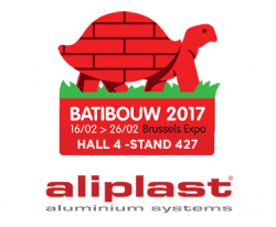 Your Batibouw discount of up to €750 at Aliplast!